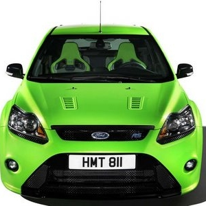 Ford Focus RS exterior