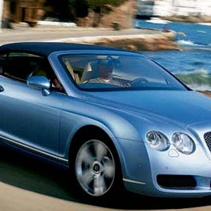 Bentley Continental GT Exterior