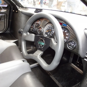 Jaguar XJR-15 Interior