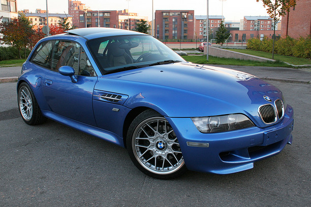 BMW M Coupe Exterior