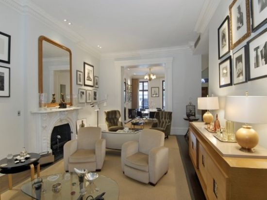 Sarah Jessica Parker and Matthew Broderick List Greenwich Village townhouse for $25 Million