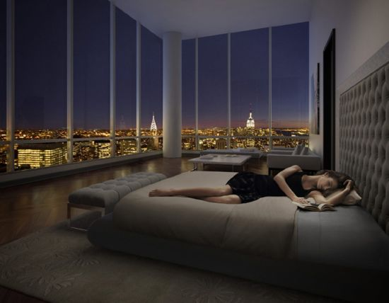 The billionaire owners who just bouuht penthouses in One57 NYC's