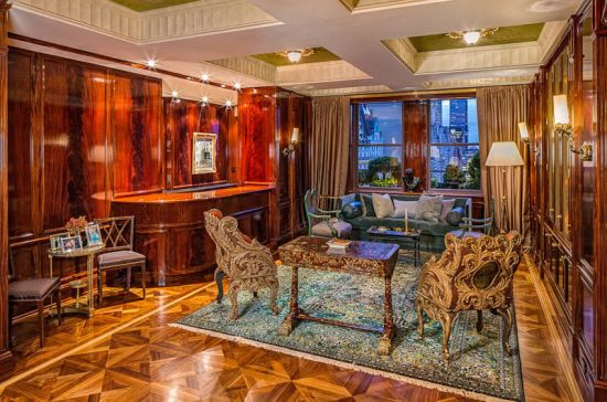 New York's legendary Sherry Netherland 18th-floor apartment listed for $95 million