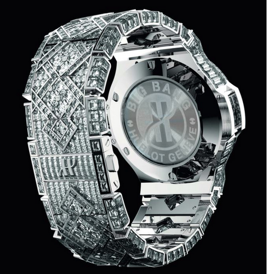 $5 million Hublot Big Bang Tourbillon
