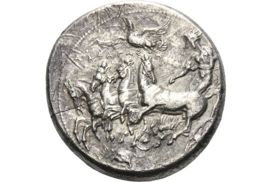 Most important and prestigious Greek coin in existence to sell for $1.8 million