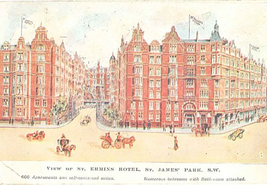 St Ermin's Hotel Westminster