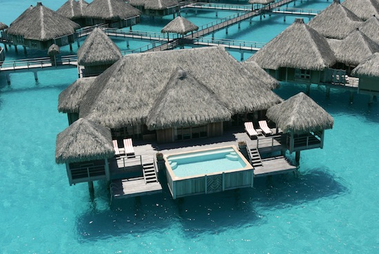 Royal Over Water Pool Villas