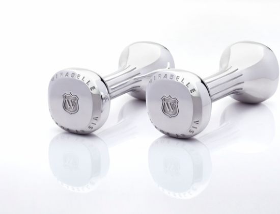 Limited Edition Ladies Dumbbell 'Mirabelle' by W Athletic