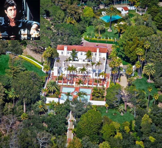 Scarface mansion up for rent for $30,000 a month