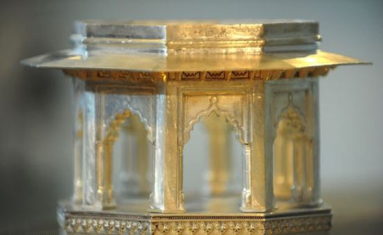Recognised as the 'jewel' of Muslim art in India