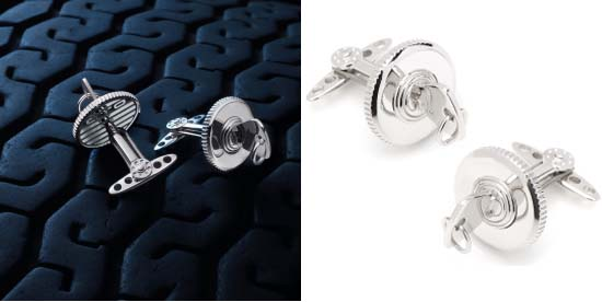 Sterling Accensione Ignition Cufflinks