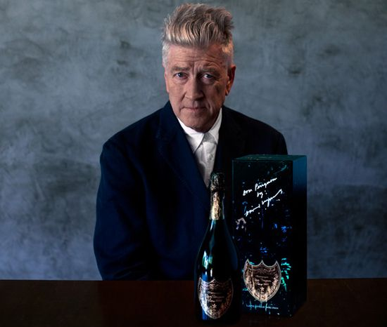 Dom Pérignon by David Lynch
