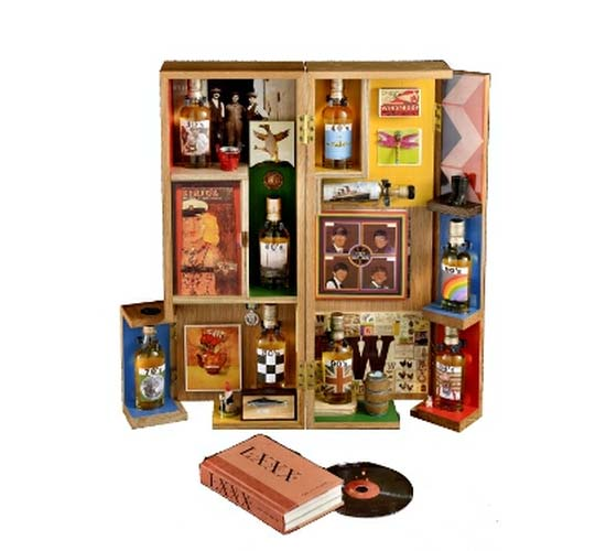 The Macallan and Sir Peter Blake celebrate eight decades