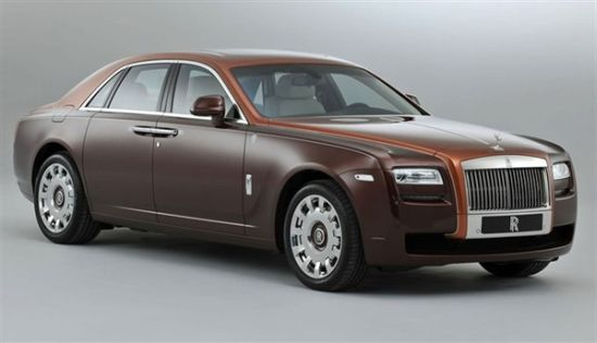 One Thousand and One Nights: Rolls-Royce Special Ghost Edition