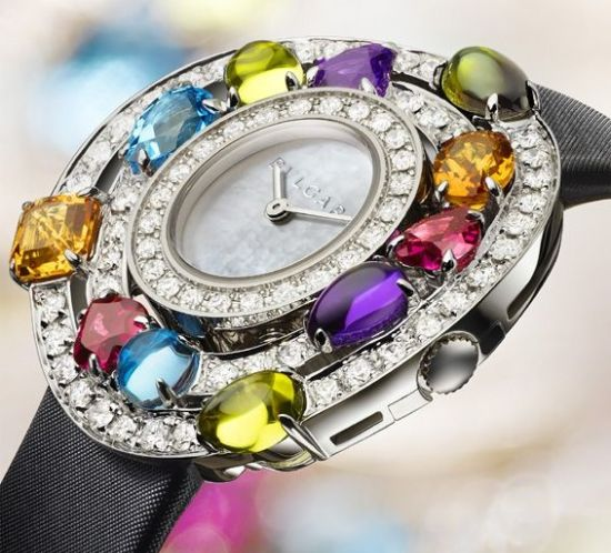 Bvlgari's new Astrale Jewellery Watches for women