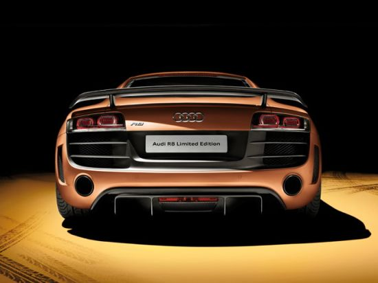 Audi R8 China Edition - Only 30 will be made