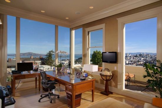 Pacific Heights Mansion in San Francisco