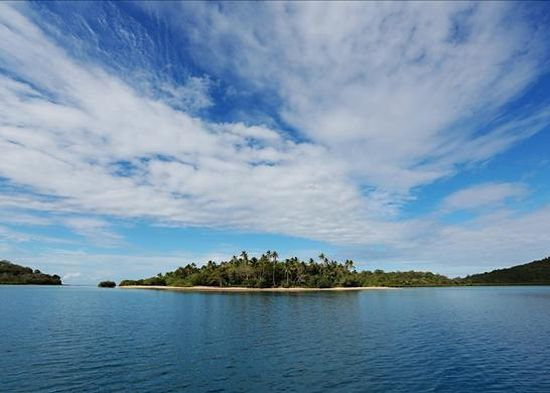 Private Fiji Island for sale