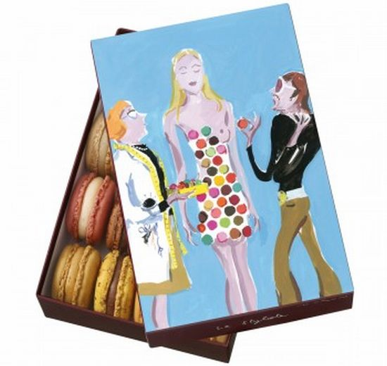 Jean-Philippe Delhomme gift box