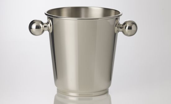 Linley Silver Champagne Cooler