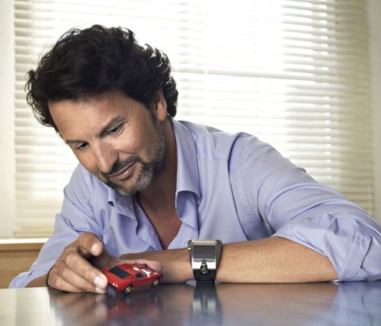 MB&F Founder Maximillian Busser Wearing the HM5