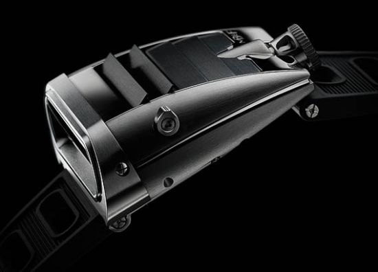 """Unique design of MB&F's fifth """"horological machine"""""""
