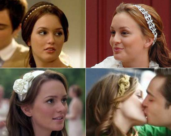 A Gift Set of Blair Waldorf's headbands from the Gossip Girl go on sale for $4,000