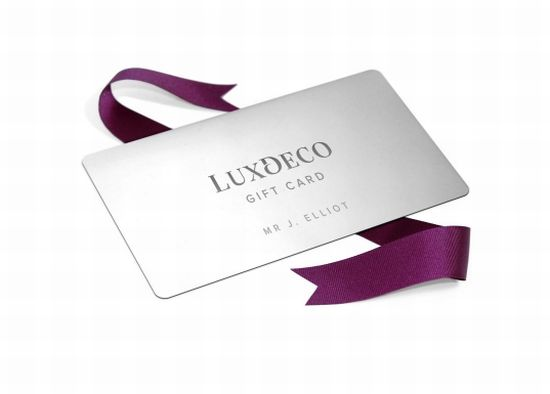 Christmas present giving gets more stylish with LuxDeco's £10,000 Ultimate Gift Card