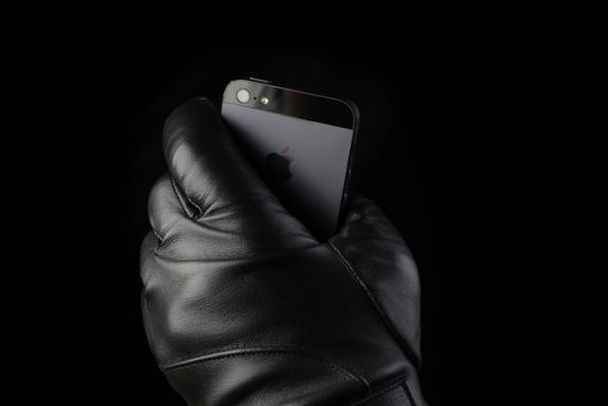 Hightech meets fashion with Muzzo's revolutionary leather touchscreen gloves
