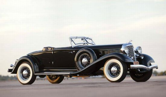 1933 Chrysler Imperial CL Convertible Roadster