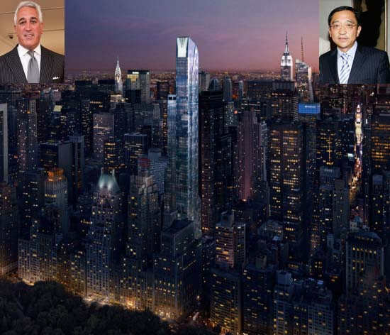 The billionaires who just bought $50million full-floor apartments in One57 New York