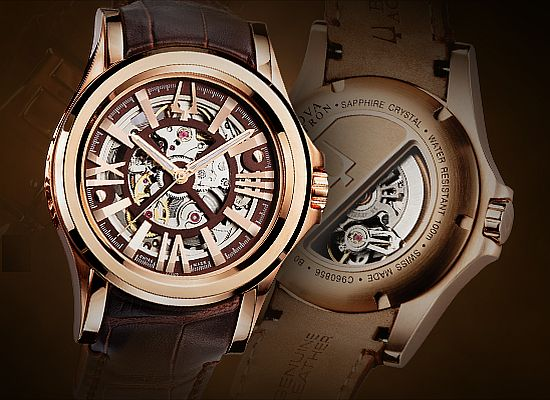 Bulova mechanical watches unveiled with the world's first and only External Fine Adjustment System
