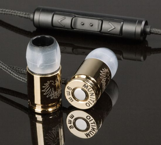 Munitio's Nines Tactical Earphones