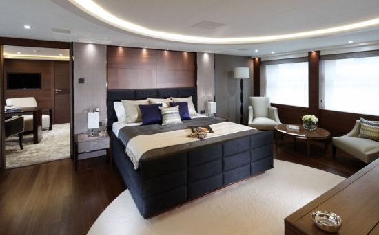 Princess 40M  Master Suite