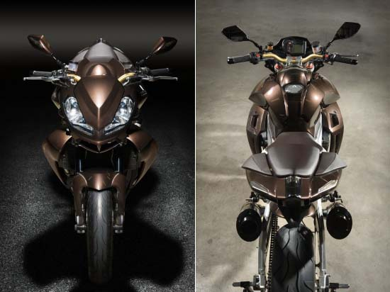 Vilner Custom Aprilia Stingray