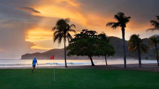 Mukul Resort & Spas in Guacalito de la Isla Golf Course