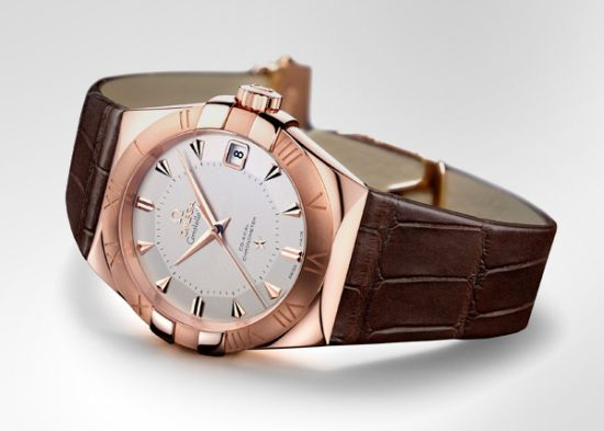 OMEGA CONSTELLATION CHRONOMETER 38 MM