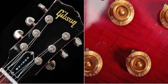 "Gibson Harrison-Clapton ""Lucy"" Les Paul"
