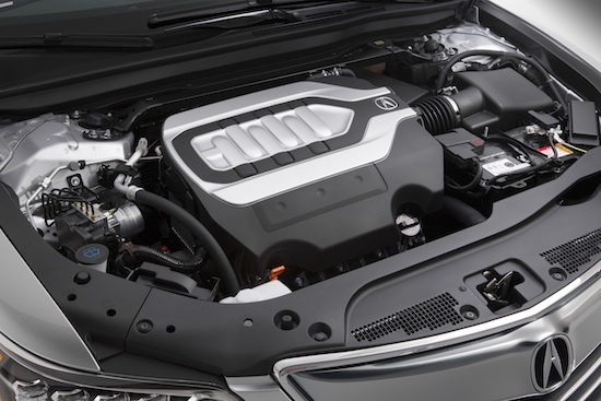 Acura RLX Engine