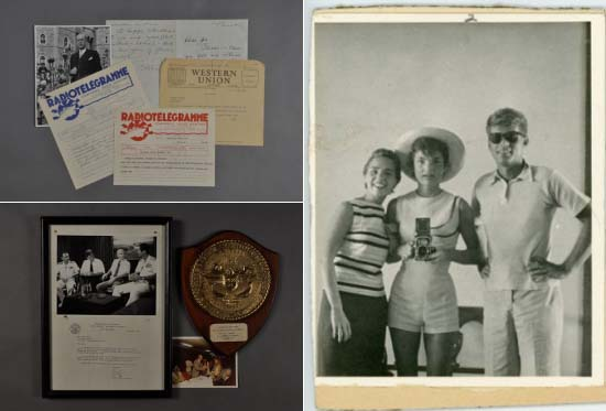 President John F. Kennedy's items fetched up to $2M at auction 50 years after his assassination