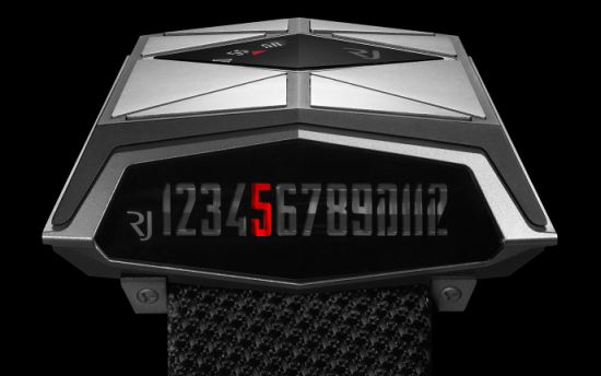 RJ-Romain Jerome's first pilot's watch Spacecraft combines retro-futuristic aesthetics and horological complexity