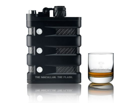 Oakley and The Macallan Team Up to create the portable purveyor of pleasure for whisky aficionados