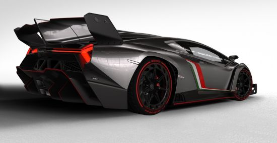 Already Sold-Out $3.9M Most Expensive Lamborghini Veneno celebrates 50th anniversary of Automobili Lamborghini