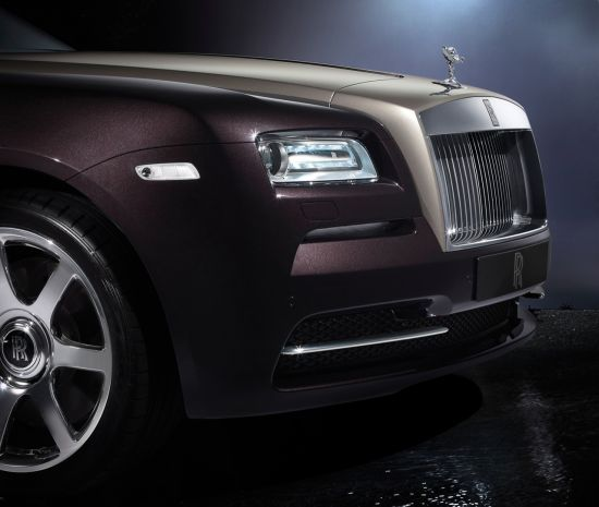 With Sweeping Fastback Design Rolls-Royce Wraith is the Ultimate Gentlemen's Gran Turismo