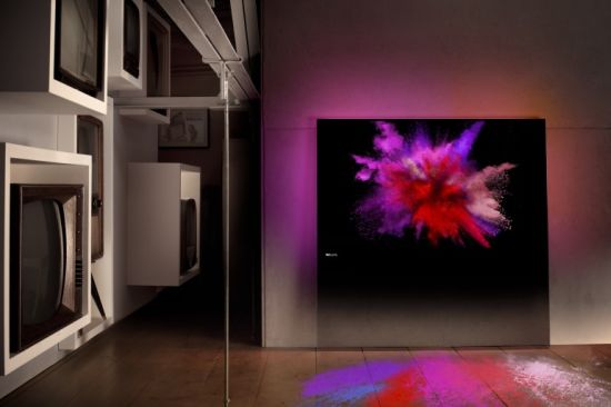 2013 Philips DesignLine TV