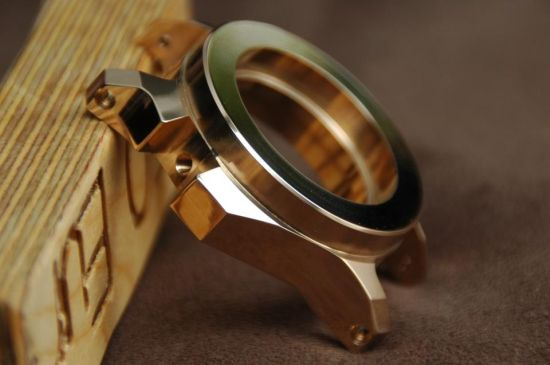 Kaventsmann Triggerfish Bronze A2 watch ring