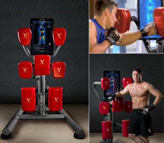 The Nexersys Pro model is for professional athlete training