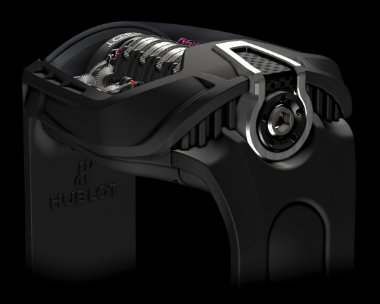 Hublot La Ferrari Mp-05 Tourbillon watch will have a limited edition of just 50 pieces