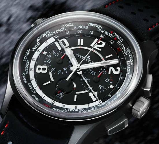 AMVOX5 World Chronograph Cermet Limited Edition will have 500 pieces worldwide