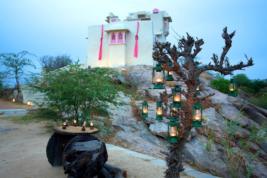 Lakshman Sagar Resort
